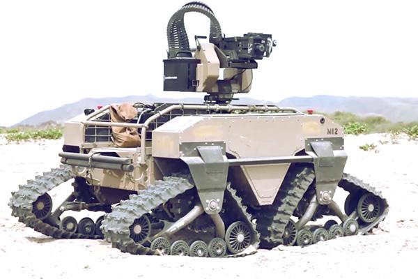 เทคโนโลยีทางการทหาร